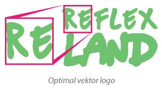 Reflexland-vektor-tip
